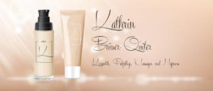 Logo Kathrin Brüser-Quiter - Kosmetik, Massage, Hypnose, Fußplege