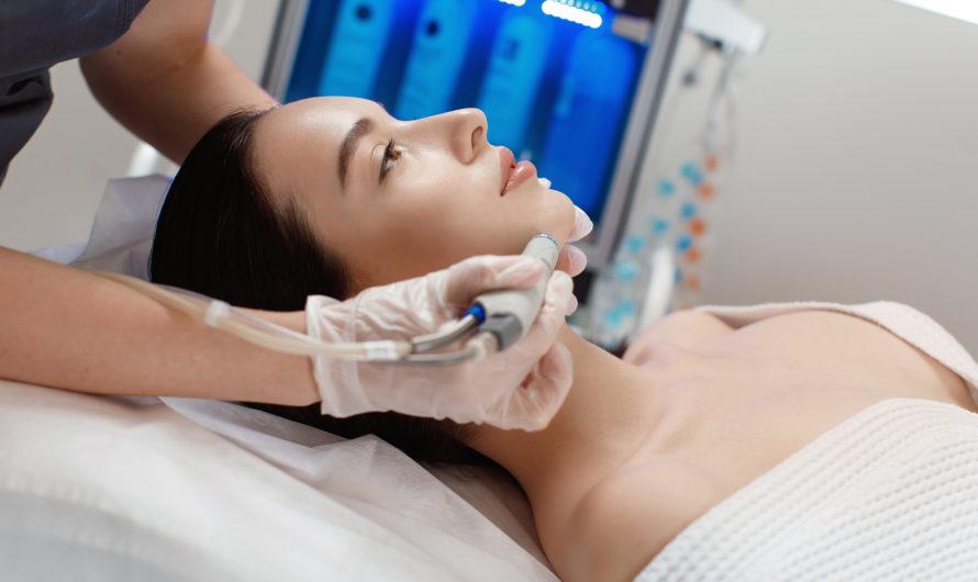 Hydrafacial die Premiun Hauttherapie: 1 Sitzung 120 €